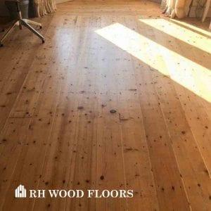 Floor Sanding Dublin living room